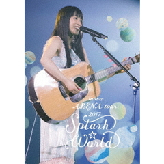 "miwa/miwa ARENA tour 2017 ""SPLASH☆WORLD"" 通常版(Blu-ray Disc)"