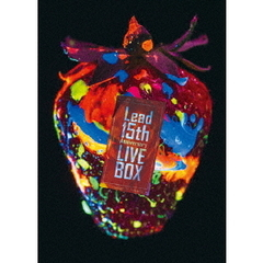 Lead/Lead 15th Anniversary LIVE BOX(Blu-ray Disc)