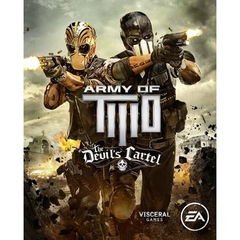 PS3 EA BEST HITS Army of TWO ザ・デビルズカーテル