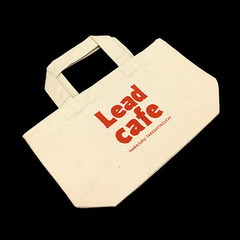 【Leadcafe】ランチトートバッグ