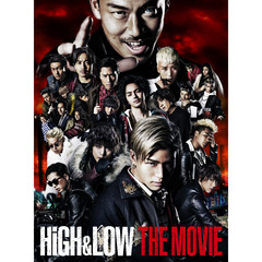 HiGH & LOW THE MOVIE(豪華盤)(Blu-ray Disc)