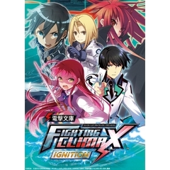 PSVita 電撃文庫 FIGHTING CLIMAX IGNITION