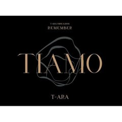 T-ARA / 12TH MINI ALBUM : TIAMO (輸入盤)