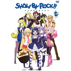 SHOW BY ROCK!! 6[PCBE-54876][DVD]