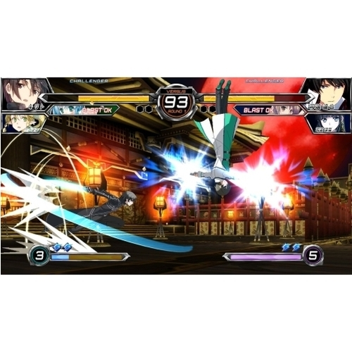 PS4 電撃文庫 FIGHTING CLIMAX IGNITION