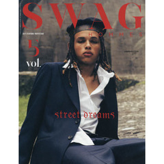 SWAG HOMMES vol.5(2017-18 SPRING/SUMMER ISSUE)