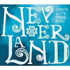 NEWS/NEWS LIVE TOUR 2017 NEVERLAND<初回盤Blu-ray4枚組>(Blu-ray Disc)