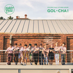 GOLDEN CHILD/1ST MINI ALBUM : GOL-CHA!(輸入盤)