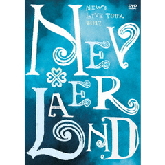 NEWS/NEWS LIVE TOUR 2017 NEVERLAND<通常盤DVD3枚組>