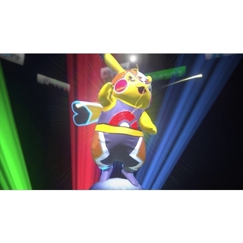Wii U ポッ拳 POKKEN TOURNAMENT