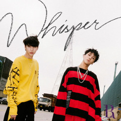 VIXX LR/2ND MINI ALBUM : WHISPER(輸入盤)
