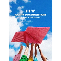 HY/HY HAPPY DOCUMENTARY ~カメールツアー!! 2017~ 初回限定版(Blu-ray Disc)