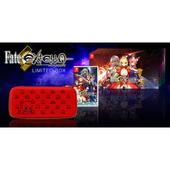 Nintendo Switch Fate/EXTELLA LIMITED BOX