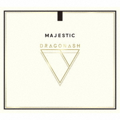 Dragon Ash/MAJESTIC(初回完全限定盤/CD+DVD)