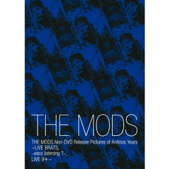 THE MODS/THE MODS Non-DVD Release Pictures of Antinos Years 完全生産限定版