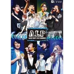 【BD】A.L.P -ALIVE PARTY 2017 SUMMER-[MOVC-0158][Blu-ray/ブルーレイ] 製品画像