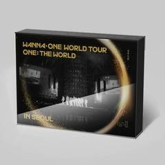 WANNA ONE WORLD TOUR ONE: THE WORLD IN SEOUL BLU-RAY【日本限定版】[CMAD-11286][Blu-ray/ブルーレイ]