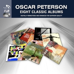 OSCAR PETERSON/EIGHT CLASSIC ALBUMS(4枚組)(輸入盤)