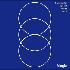 SUPER JUNIOR/SPECIAL ALBUM PART. 2 : MAGIC(輸入盤)