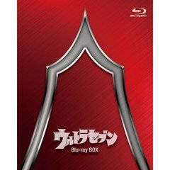 ウルトラセブン Blu-ray BOX Standard Edition(Blu-ray Disc)