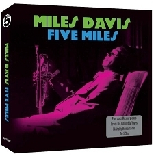 FIVE MILES:COLUMBIA YEARS (5CD)(輸入盤)