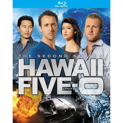 HAWAII FIVE-0 シーズン 2 Blu-ray BOX(Blu-ray Disc)