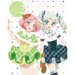 アイカツ! 1stシーズン Blu-ray BOX 2(Blu-ray Disc)