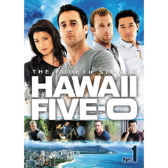 HAWAII FIVE-0 シーズン 4 DVD-BOX Part 1
