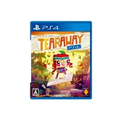 PS4 Tearaway PlayStation4