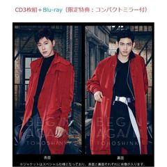 東方神起/FINE COLLECTION~Begin Again~【ALBUM3枚組+Blu-ray(スマプラ対応)<初回生産限定盤>】