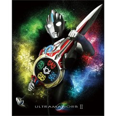 ウルトラマンオーブ Blu-ray BOX II(Blu-ray Disc)