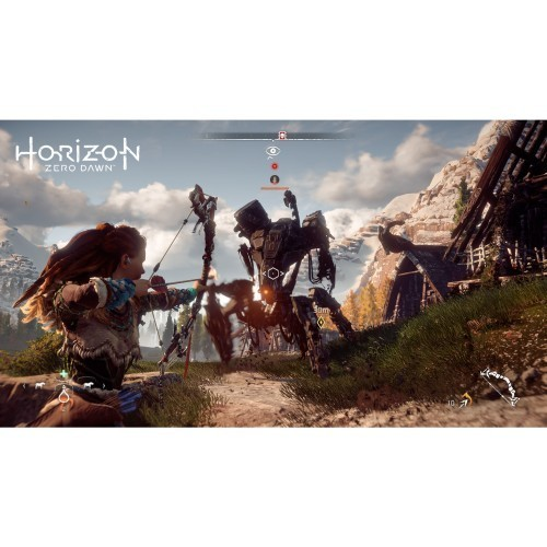 PS4 Horizon Zero Dawn初回限定版