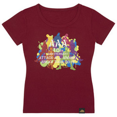 Tシャツ(レディース)(AAA ARENA TOUR 2015 グッズ)