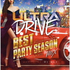 ULTRA DRIVE BEST SEASON MIX mixed by DJ KAZ