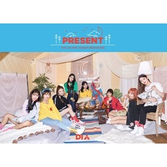 DIA/3RD MINI REPACKAGE ALBUM : PRESENT (GOOD EVENING VER)(輸入盤)
