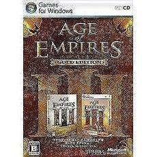 Age of Empires 3 Gold Edition(PCソフト)