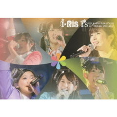 i☆Ris/i☆Ris 1ST ANNIVERSARY LIVE -THANK YOU ALL-