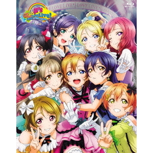 μ's/ラブライブ! μ's Go→Go! LoveLive! 2015 ~Dream Sensation!~ Blu-ray Memorial BOX<セブンネット限定特典 飛び出すうちわ付き>(Blu-ray Disc)