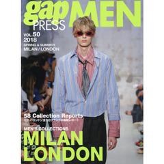 gapPRESS MEN  50