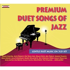 PREMIUM DUET SONGS OF JAZZ(3枚組)(輸入盤)
