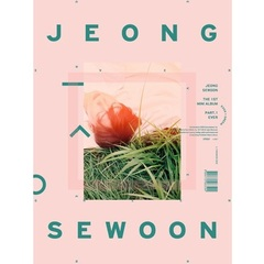 JEONG SEWOON/1ST MINI ALBUM : EVER(輸入盤)