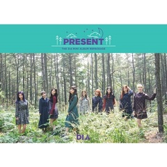 DIA/3RD MINI REPACKAGE ALBUM : PRESENT (GOOD MORNING VER)(輸入盤)