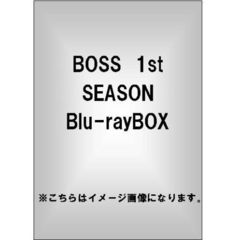 BOSS Blu-ray BOX(Blu-ray Disc)