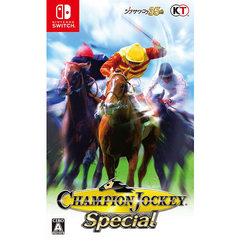 Nintendo Switch CHAMPION JOCKEY SPECIAL
