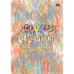 NO DOUBT TRACKS DVD BOX!!!  BEST HIT COLLECTION 2008-2011