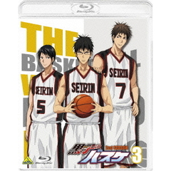 黒子のバスケ 2nd season 3(Blu-ray Disc)