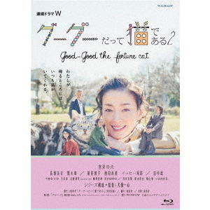 連続ドラマW グーグーだって猫である2  -good good the fortune cat- Blu-ray BOX(Blu-ray Disc)