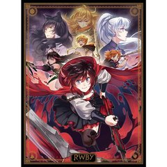 RWBY Volume4 <ノーカット版/初回仕様>(Blu-ray Disc)