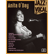 JAZZ VOCAL COLLECTION TEXT ONLY 12 アニタ・オデイ