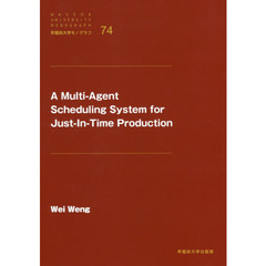 A Multi‐Agent Scheduling System for Just‐In‐Time Production